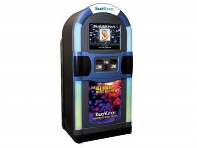 Touchtunes Allegro MX-1