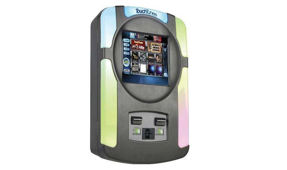 Touchtunes Ovation